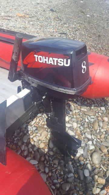 Отзывы о Микатсу (Mikatsu). Корейские лодочные моторы. - 2